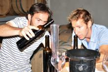 imitation oenologique apprendre à faire son vin