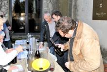 Participer à atelier oenologique chez un vigneron