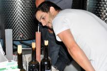 atelier pour s'initier à faire du vin