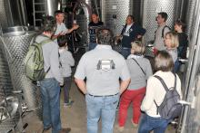 Coffret visite vigneron et location de vigne
